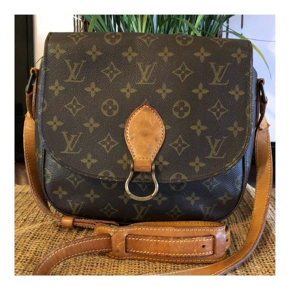 a56f752f976a Louis Vuitton Bags   Authentic St Cloud Gm Crossbody Bag   Poshmark